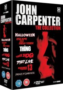 The John Carpenter Collection @ Amazon