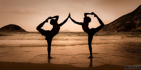 Yoga (c) Hector Kim @ Flick