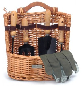 (c) Willow Gardening Basket