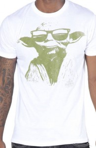 T-shirt Yoda (c) 80stees.com