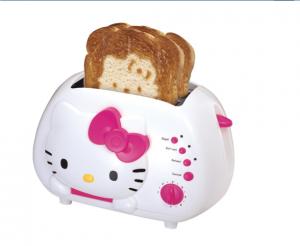 Torradeira (c) Hello Kitty