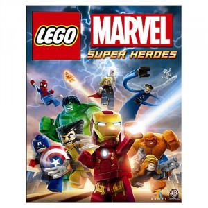 (c) Lego Marvel Super Heroes